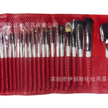SIMPLE - Professional 24pcs Cosmetic Makeup Brushes Set a12757