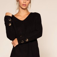 Mia Sweater - Black