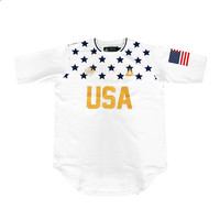 Control Sector USA Jersey In White