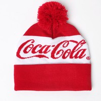 PacSun Coke Beanie - Mens Hats - Red - One