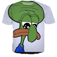 Pepe squidward