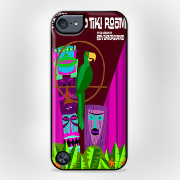 Tiki Room Vintage Disney iPod 5 Case