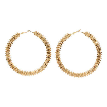 Hoop Earrings - from H&M