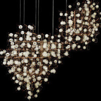 ?Fragile Future III,? Chandelier | materialicious