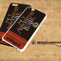 my adventure book up Samsung Galaxy S3 S4 S5 Note 3 , iPhone 4(S) 5(S) 5c 6 Plus , iPod 4 5 case