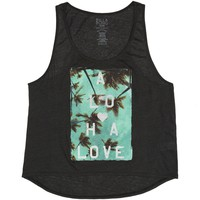 Billabong - Aloha Love Tank | Black