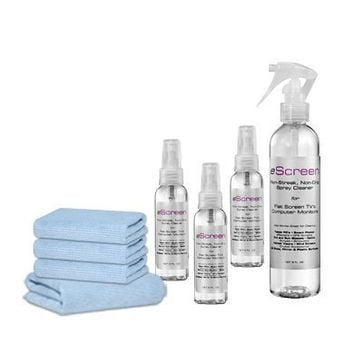 eScreen - Non-Streak, Non-Drip Spray Screen Cleaner