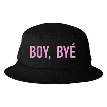 Boy Bye Bucket Hat