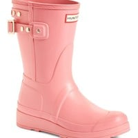 Hunter Original Short Adjustable Back Rain Boot (Women) | Nordstrom