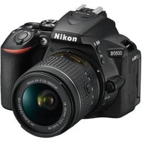 Nikon D5600 DSLR Camera 24.2MP Full HD 1080p Wi-Fi Bluetooth