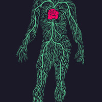 Spring Heart Art Print by Tobe Fonseca