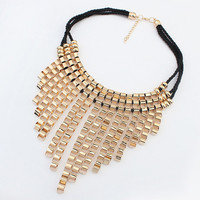 New Arrival Shiny Jewelry Stylish Gift Star Necklace [4918882628]