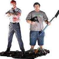 NECA Cult Classics 6 Inch Shaun of the Dead Action Figure 2Pack Shaun Ed