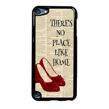 Dictionary Style Wizard Of Oz There Is No Place Like Home iPod Touch 5 Case