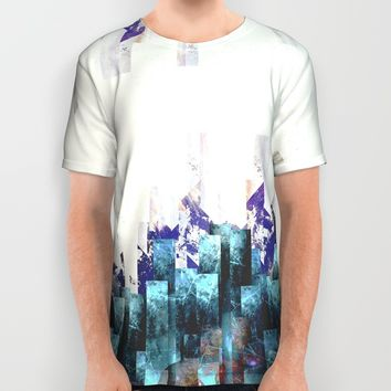 Cold cities All Over Print Shirt by HappyMelvin