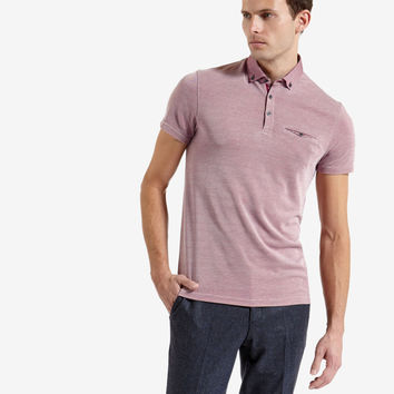 Ted Baker - Hoxtan Polo (Red) *SUPER SOFT*