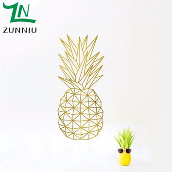 Very New Item! Pineapple Wall Decal Sticker Home Decor