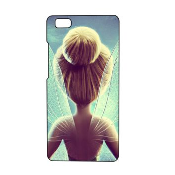 Cute Tinkerbell Mobile Phone Protective Case For Huawei Ascend P8 Lite [5.0 inch]