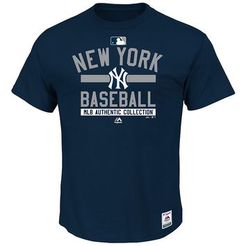 Majestic New York Yankees AC Team Property Tee