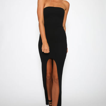 Nookie - Cosmopolitan Maxi Dress - Black