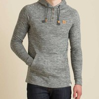 tentree Oberon Long Sleeve Pullover Hoodie for Men in Grey FA16-MHOBE-HGRY
