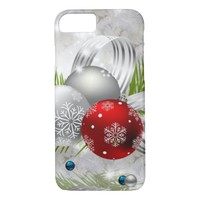 Christmas Holiday iPhone 7 Case