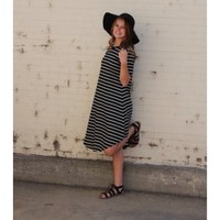 Striped Ally Dress