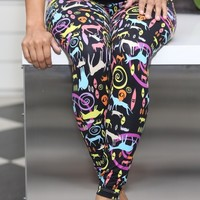 Forrest Run leggings