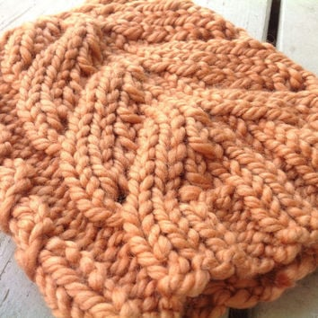 Best Cable Knit Hat Pattern Products On Wanelo