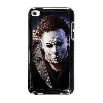 MICHAEL MYERS HALLOWEEN iPod Touch 4 Case Cover