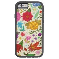 Artistic Flowers Tough Xtreme iPhone 6 Case