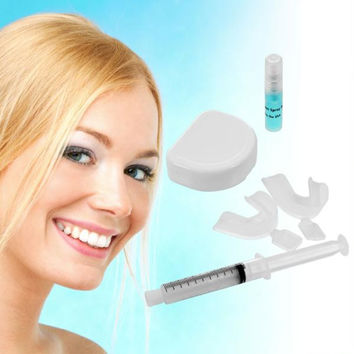 Go White Smiles Home Teeth Whitening Kit