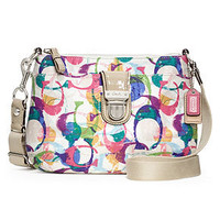 COACH POPPY STAMPED C SWINGPACK - COACH - Handbags & Accessories - Macy's