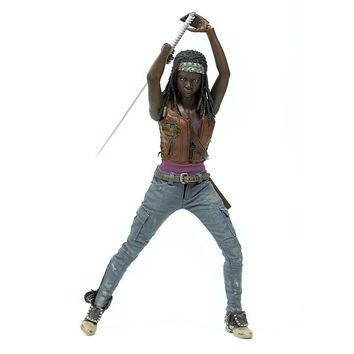 The Walking Dead Michonne 1/6th Scale Collectible Action Figure by ThreeZero