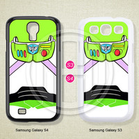 Toy Story, Phone cases, Samsung Galaxy S3 Case, Samsung Galaxy S4 Case, Case for Samsung, GalaxyBuzz Lightyear -S0873