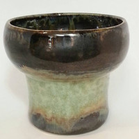 Handcrafted Pottery Vase by Michele Patton