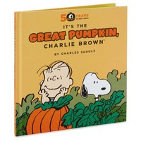 Peanuts® It's the Great Pumpkin, Charlie Brown™ 50th Anniversary Book
