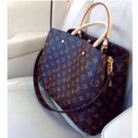 """LV"" shoulder bag female inclined shoulder bag H-LLBPFSH"