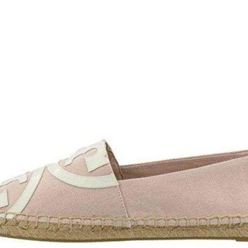LMF3DS Tory Burch Poppy Espadrille Pink