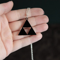 Triforce Necklace - Legend of Zelda Inspired