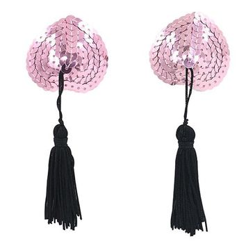 Heart Tassel Pasties