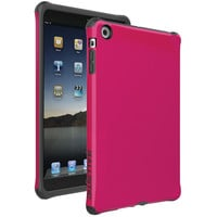 Ballistic Ipad Mini Aspira Series Case (charcoal And Pink)