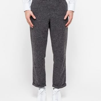 Norse Projects Aros Cropped Noise Melange
