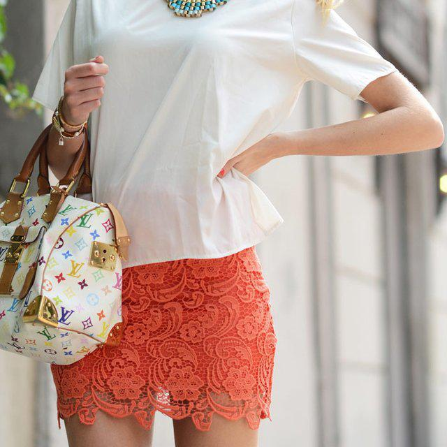 Kate Lace Skirt