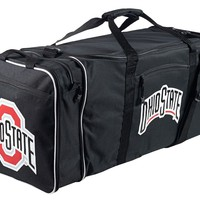Ohio State Buckeyes Steal Duffel Bag - Black