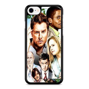Psych 4 iPhone 8 Case