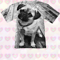 Pug T-Shirt For Kids