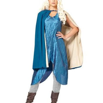 Game of Thrones Daenerys Mhysa Womens Costume – Spirit Halloween