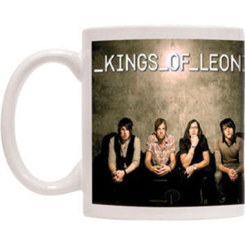 Kings Of Leon Coffee Mug