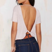 Summer Lovin' Low-Back Tee